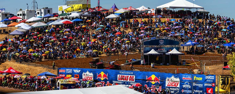 2021 Lucas Oil - ProMotocross Round 12 of 12